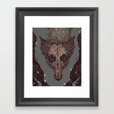 Garden of Curiosities  Framed Art Print