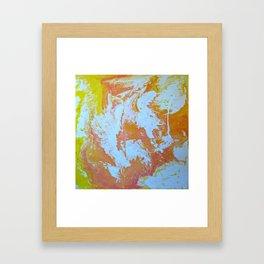 Third Culture Kid Framed Art Print