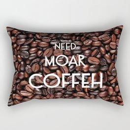 Coffeh Rectangular Pillow