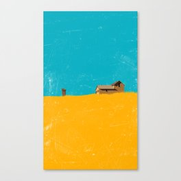 lost place-4 Canvas Print