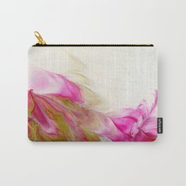 Magenta and Gold #1 Carry-All Pouch