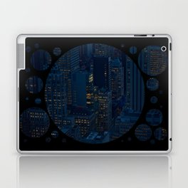 City Lights #2 Laptop & iPad Skin