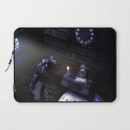 Steampunk Literature: The Raven Laptop Sleeve