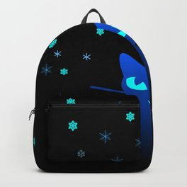 Glow in the Dark Cat Backpack