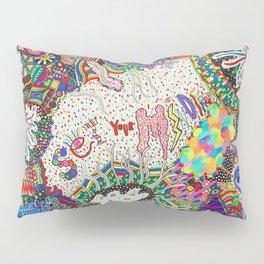 Set Your Mind Free Pillow Sham