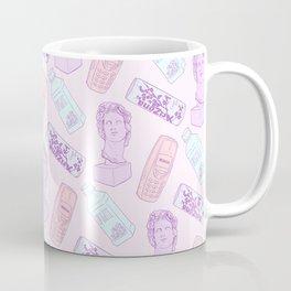 Vaporwave Pattern Coffee Mug