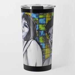 Streisand & Garland  Travel Mug