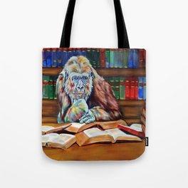 Ishmael- homage to Daniel Quinn Tote Bag