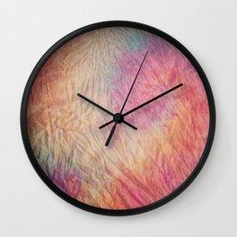 Marble dye Wall Clock