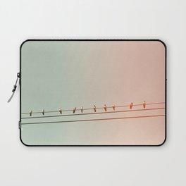 Sparrow Row Laptop Sleeve