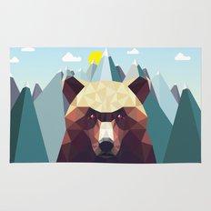 Bear Mountain  Rug