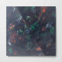 Abstract Painting 12 Metal Print
