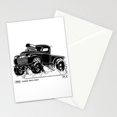 1946 Chevy Pick-up – BLACK Stationery Cards