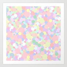 Bubble Trouble Art Print