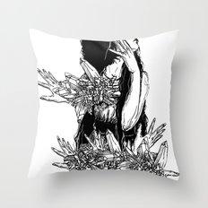 Aversion Throw Pillow