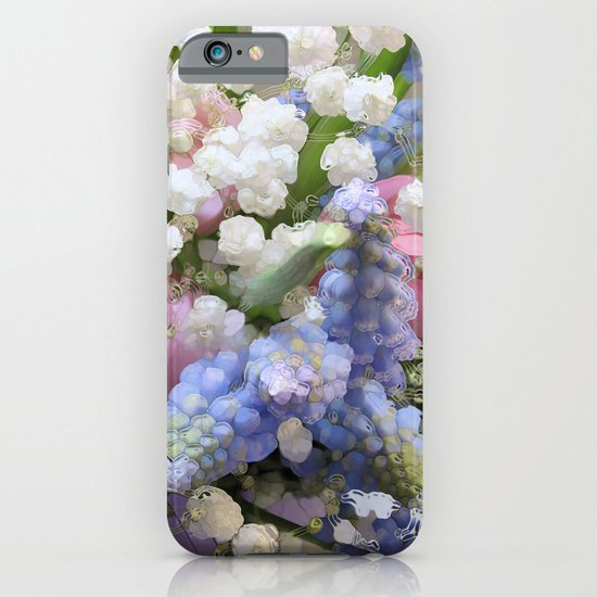 Spring Energy iPhone & iPod Case