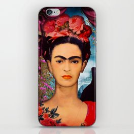 Frida Kahlo   c iPhone Skin