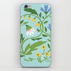 Florals iPhone & iPod Skin
