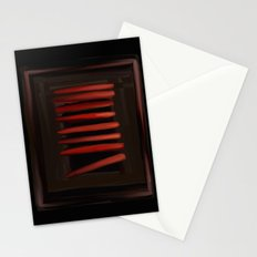 Bars Stationery Cards