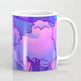 Midnight Lily Coffee Mug