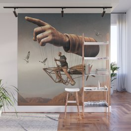 direction Wall Mural