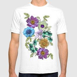 Botanical Haze T-shirt