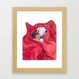 Cocoa [Adoribull] Framed Art Print