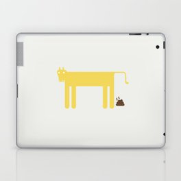 Cow Poop Laptop & iPad Skin