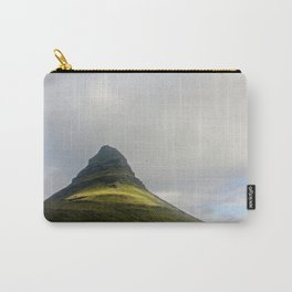 The Mighty Ones -  Kirkjufellsfoss Iceland Carry-All Pouch