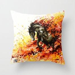 Power Throw Pillow