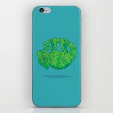 Magical Chameleon iPhone & iPod Skin