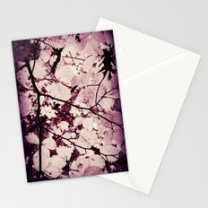 When the Light comes through Stationery Cards