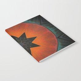 Sol Fire Notebook