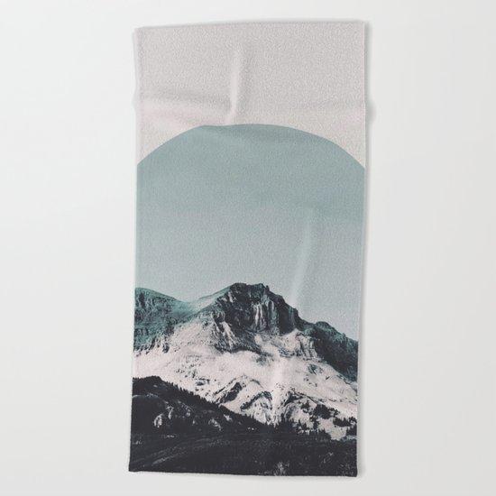 Climax Beach Towel