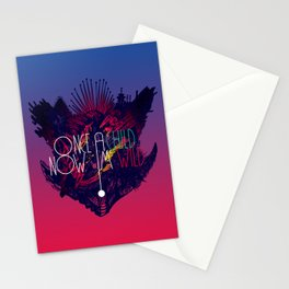 Once A Child, Now I'm Wild Stationery Cards