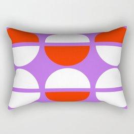 semispheres circa 67 Rectangular Pillow