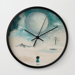 A Matter of Zen Wall Clock