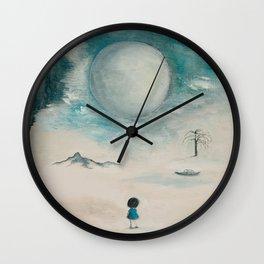 A Matter of Zen Wall Clock