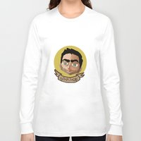derek hale Long Sleeve T-shirts featuring Cutie Hale by thescudders