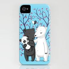 Bear Family iPhone (4, 4s) Slim Case