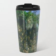 Waterfalls in Plitvice Lakes National Park III Metal Travel Mug