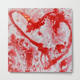 Love   Amour Metal Print