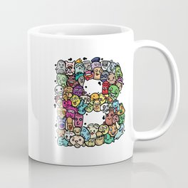 Alphabet B. The alphabet series Coffee Mug