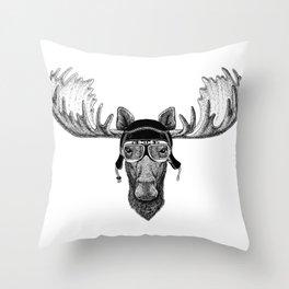 Los Speed Rebel Throw Pillow