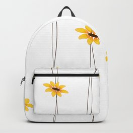 Simple Sunflower String Backpack