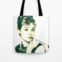 My Hepburn Tote Bag