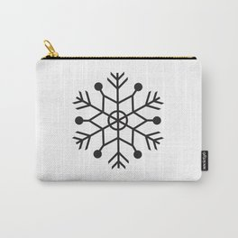 Snowflake Carry-All Pouch