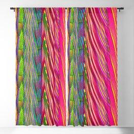 Rainbow Waves  #society6 #decor #buyart Blackout Curtain