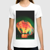 the lights T-shirts featuring Lights by Teodora Roşca