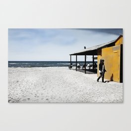 Chiringuito Canvas Print